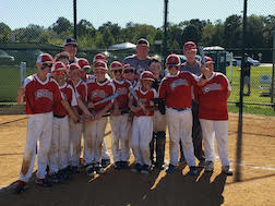 Bombers 11U Win Fall Brawl Tournament